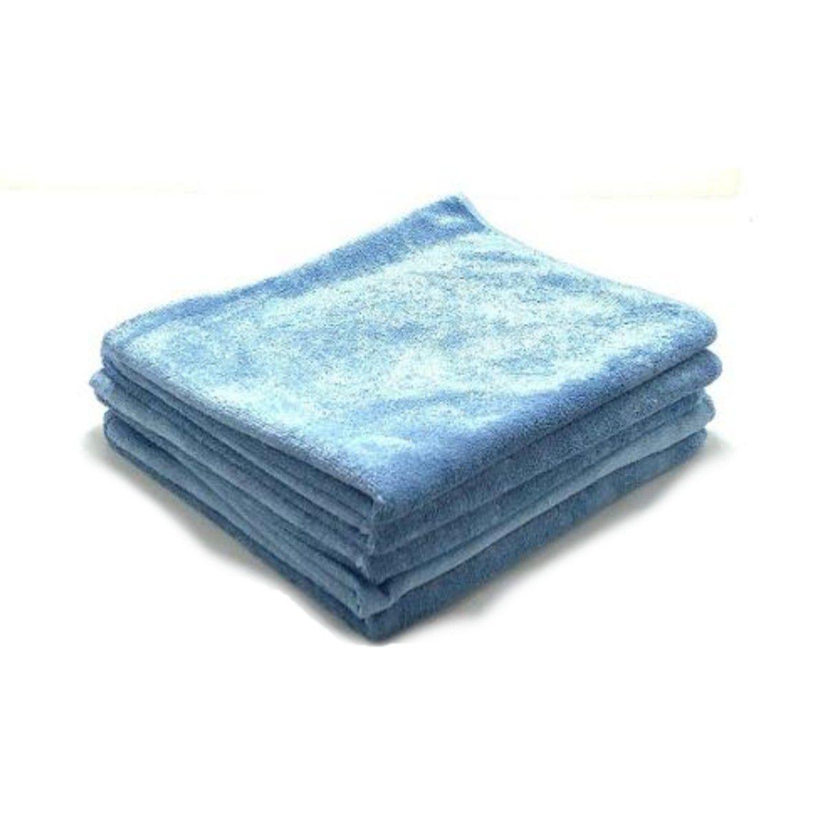 Pano De Microfibra Para Secagem Mandala 48x88cm Azul