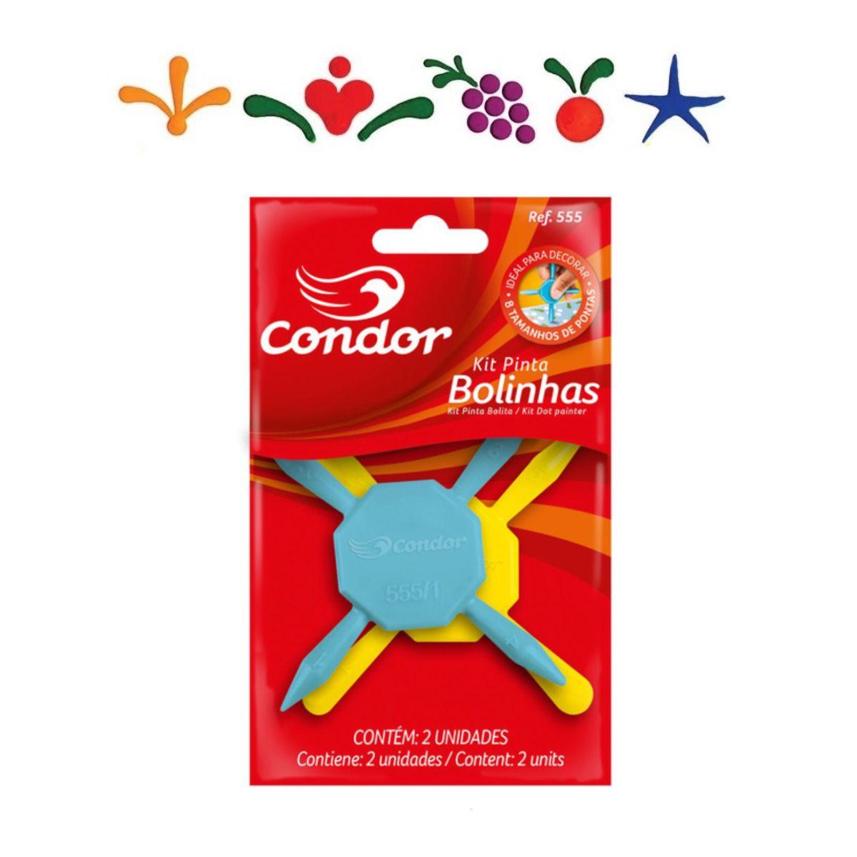 Pinta Bolinhas Condor Ref. 555