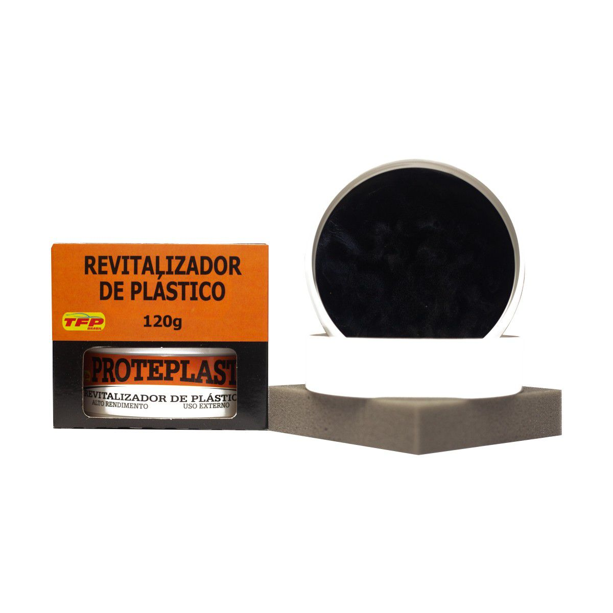Revitalizador/renovador De Plásticos Alto Rendimento