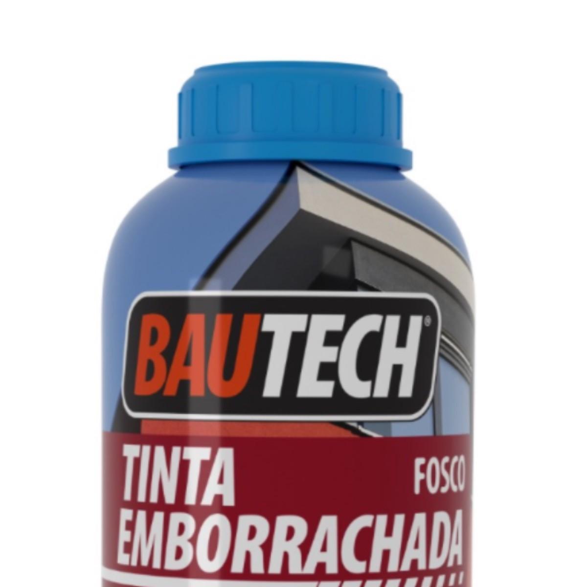 Tinta Emborrachada Fosca 900ml - Fachadas e Paredes Fissura