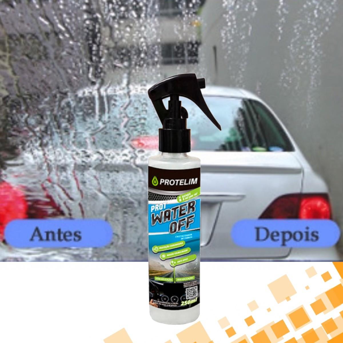 Water Off Protelim (BRINDE Perfect Glass Spray 650ml)