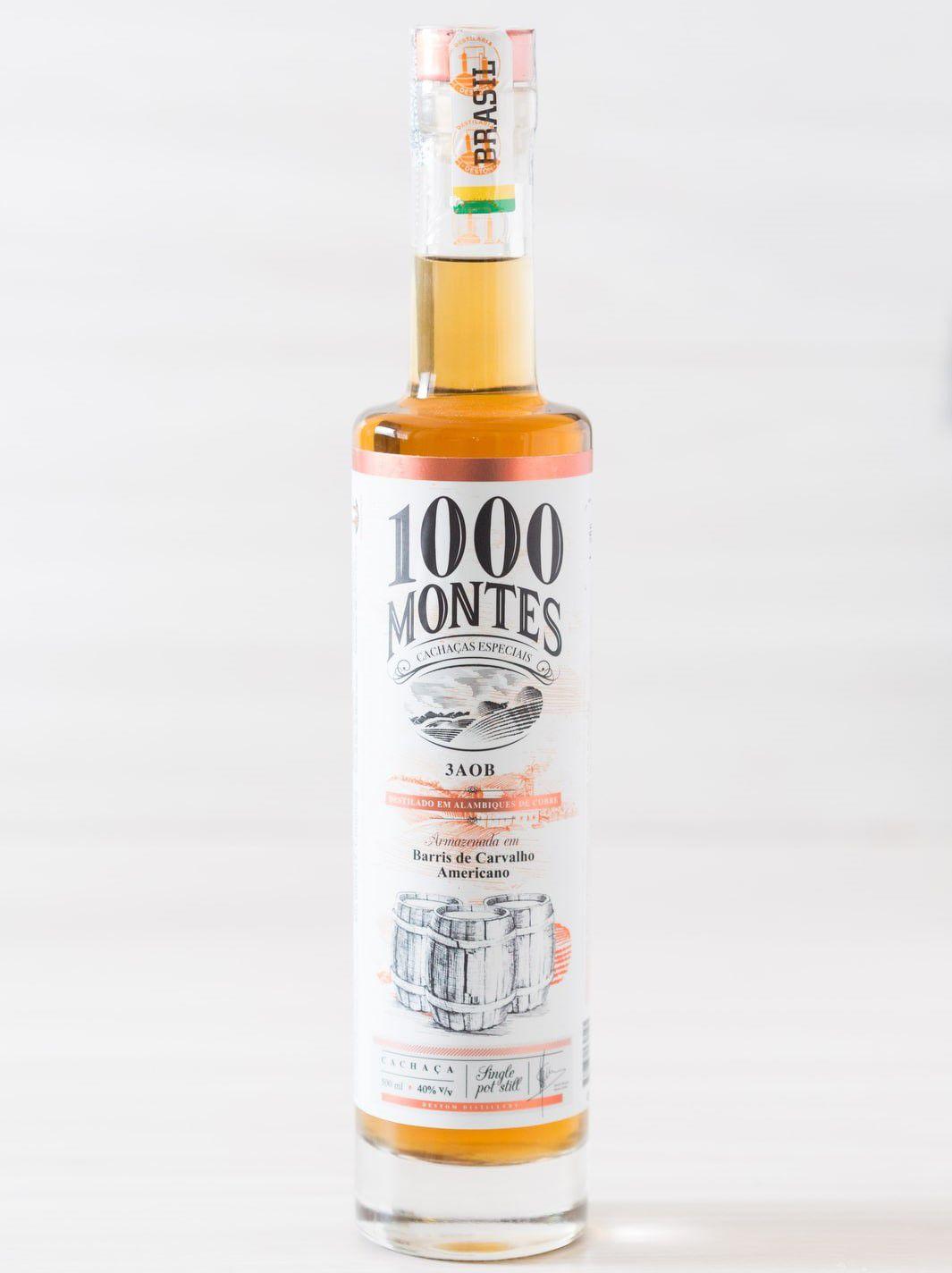 CACHAÇA 1000 MONTES