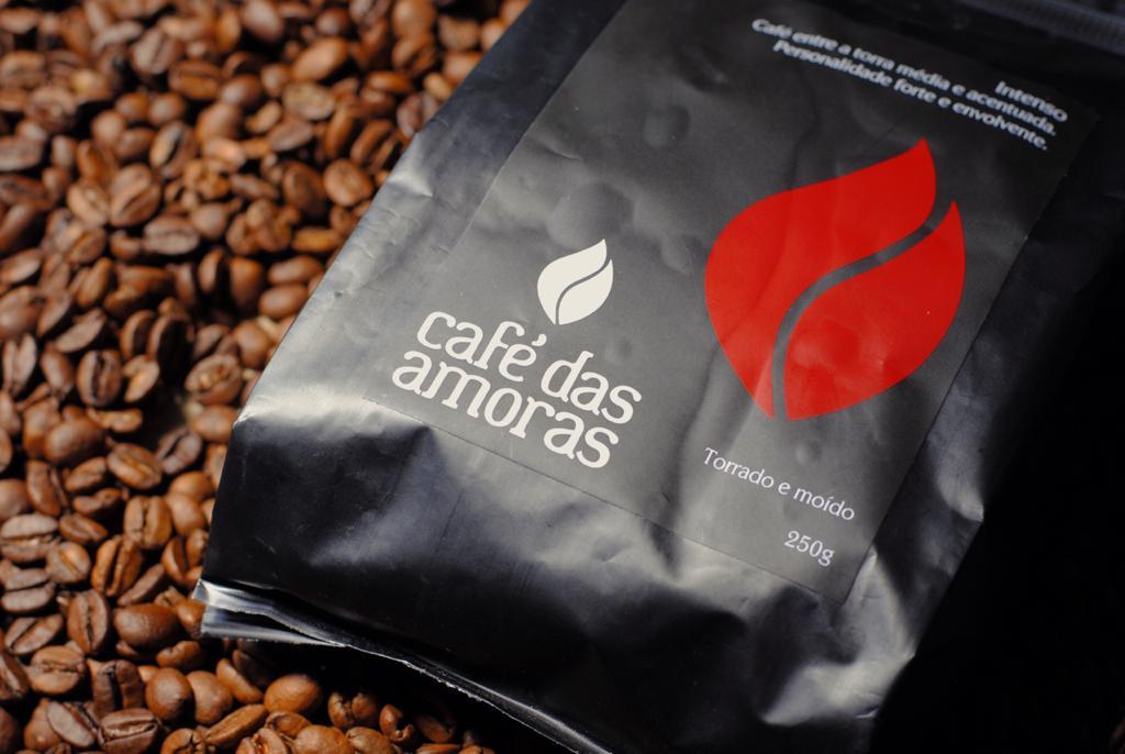 CAFÉ DAS AMORAS INTENSO