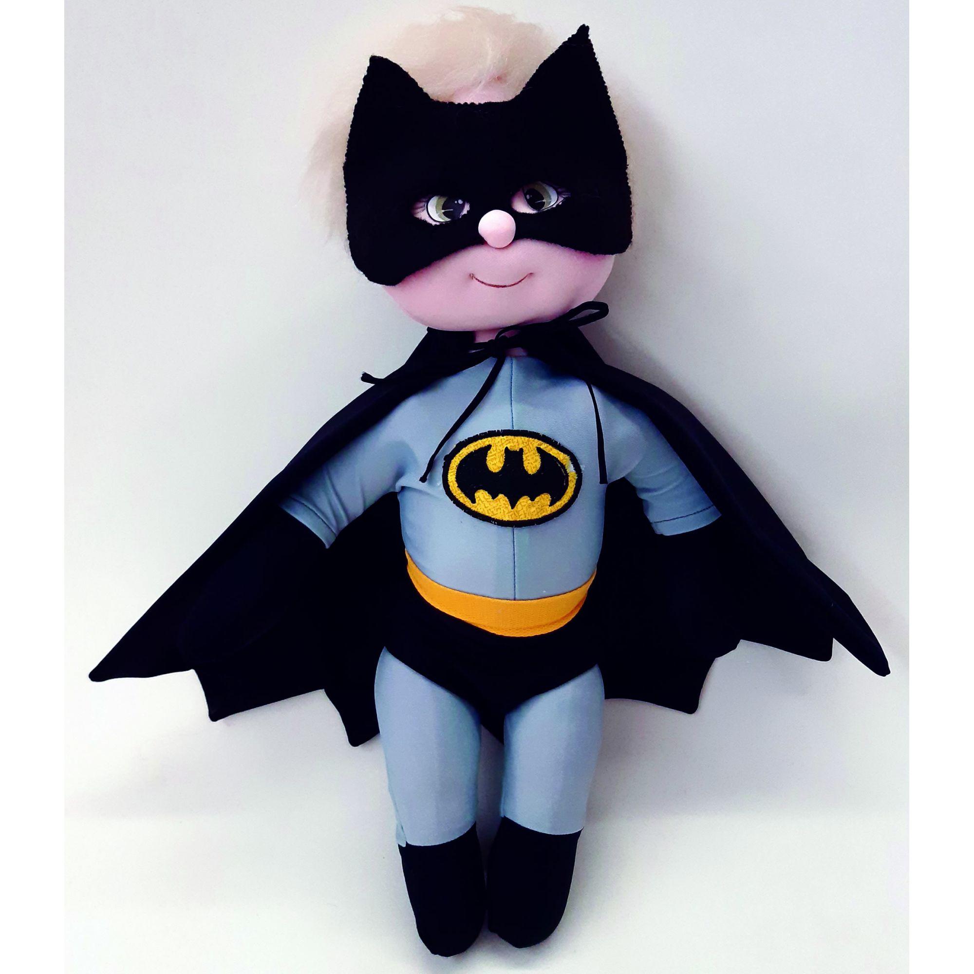 Projeto Bebê Modelado Batman