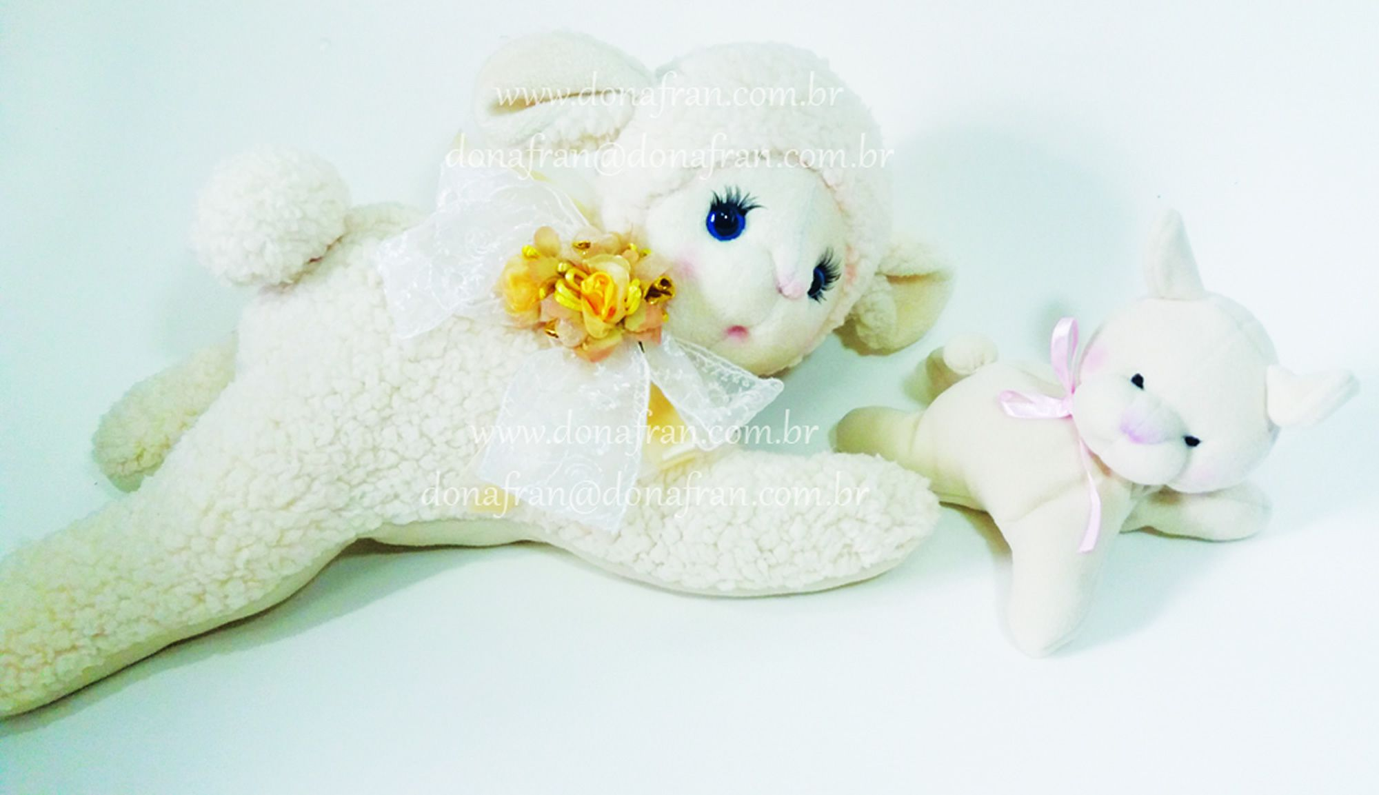 Projeto Ovelha com Bebê