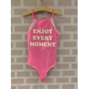 Body Pink com Telinha Two In