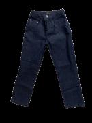 Calça Jeans Escuro Reta VRK