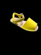 Sandália Avarca Com Velcro - Hobby