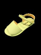Sandália Avarca Com Velcro - Menina Rio