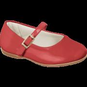 Sapato Boneca Mini Blog Vermelho Pampili