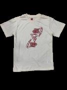 T-shirt Esqueleto Gola Careca VRK