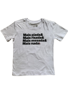 T-shirt Gola Careca Piada Reserva