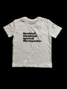 T-shirt Gola Careca Vizualizou Reserva