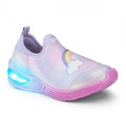 tênis unicórnio luz  - bibi