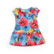 Vestido 1+1 Estampa Floral