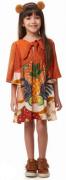 Vestido Frutas com Laço CamuCamu