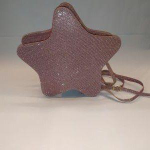 Bolsa Estrela Glitter