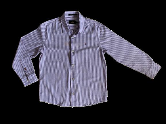 Camisa Tecido M/L Listrada VRK