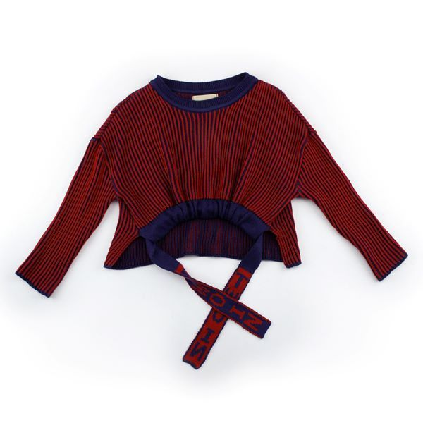 Cropped Tricot Two In