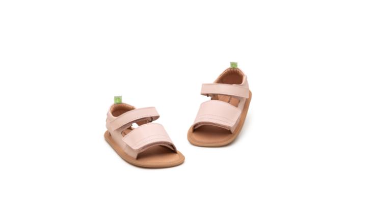 sandália bebê sleeky rosa- tip toey joey
