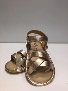 Sandália Dourada Hoki