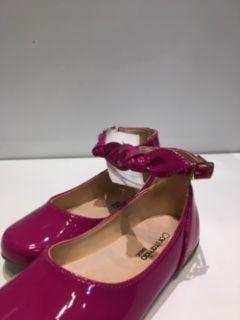 Sapatilha Colors Rosa Laço