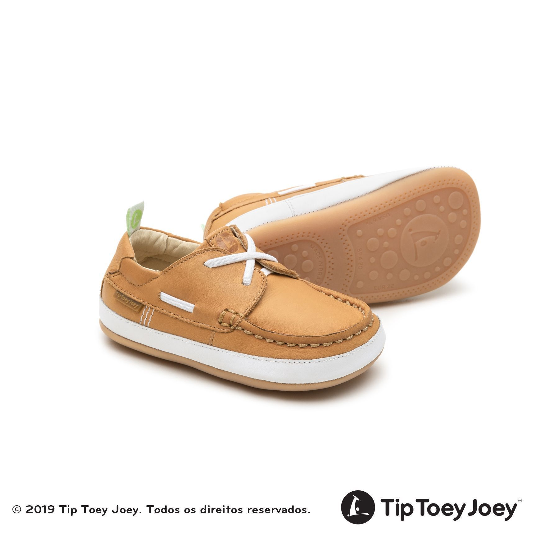 Sapato Baby Sizes Hay Tip Toey Joey