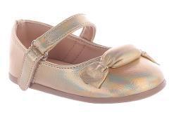 Sapato Boneca Metalizado Maria Caramelo