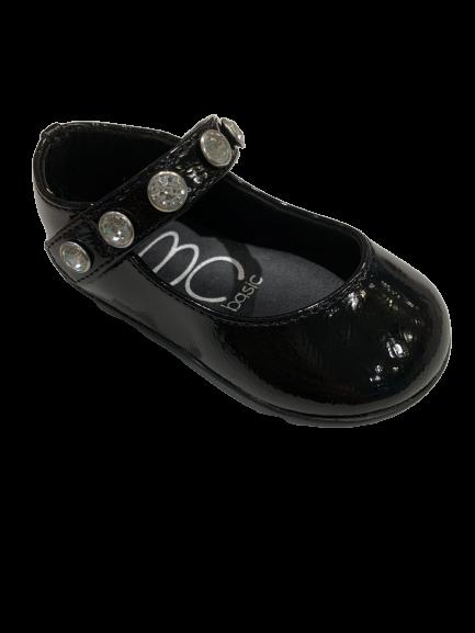 Sapato Boneca Strass Maria Caramelo
