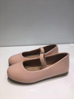 Sapato Boneca Verniz Rosa Hobby
