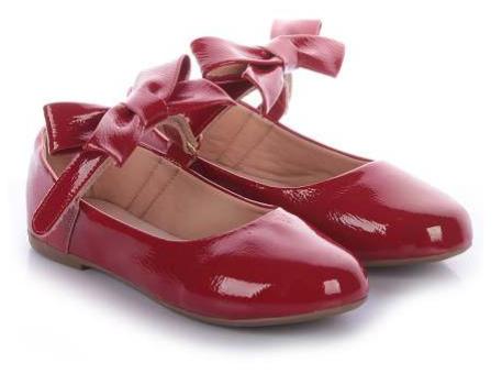 Sapato Laço Velcro Maria Lua