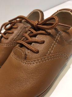 Sapato Social Marrom Hoki