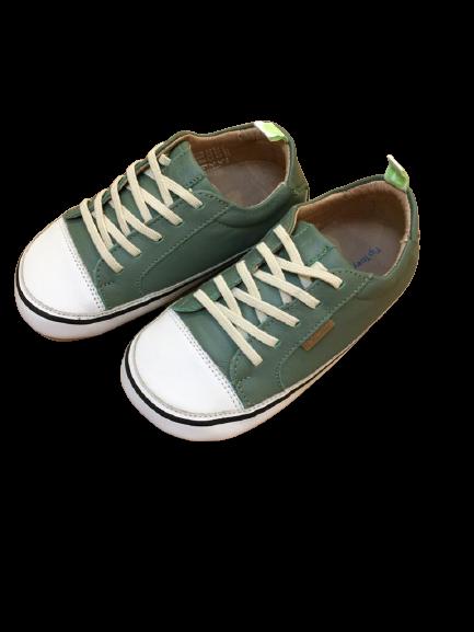 Sapato Verde -  Tip Toey Joey
