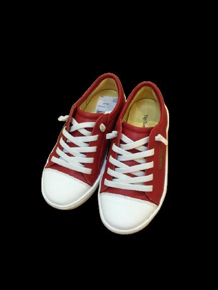 Sapato vermelho Baby - Tip Toey Joey