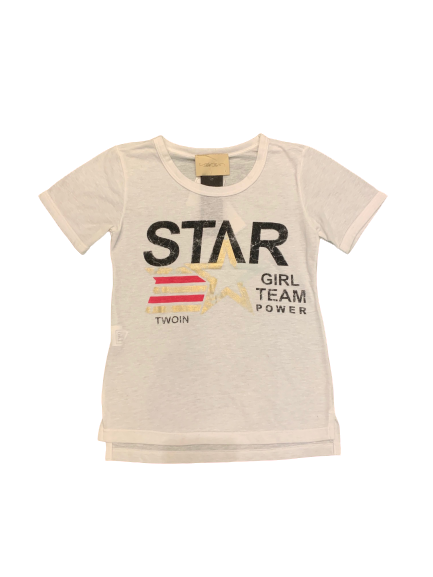 T-shirt Star Two In