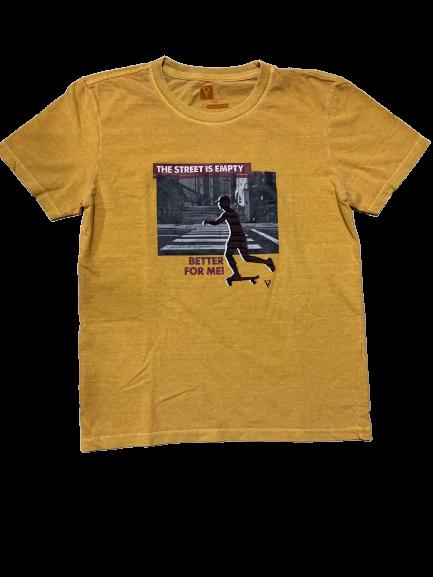 T-shirt Street Gola Careca VRK