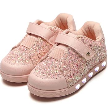 tênis sneaker luz - pampli