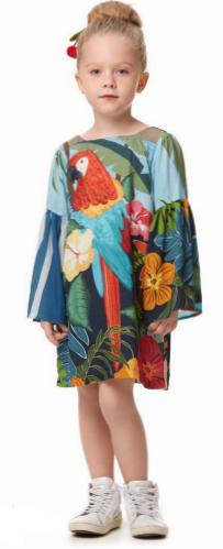 Vestido Arara Gigante CamuCamu