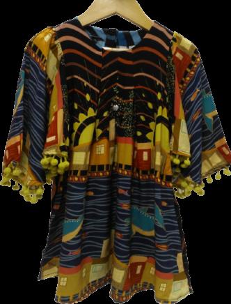 Vestido Camu Camu