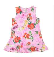 vestido estampado - 1+1