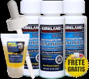 Kirkland Minoxidil 5% - (3 MESES) + MinoxPower