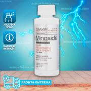 Minoxidil Foligain + Aplicador Spray (PRONTA ENTREGA)