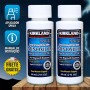 Kirkland Minoxidil 5% - Kit 2 Frascos + Aplicador Spray (PRONTA ENTREGA) Frete Grátis*