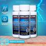 Minoxidil Kirkland  5%  03 Frascos 180ML + Aplicador Spray (PRONTA ENTREGA)