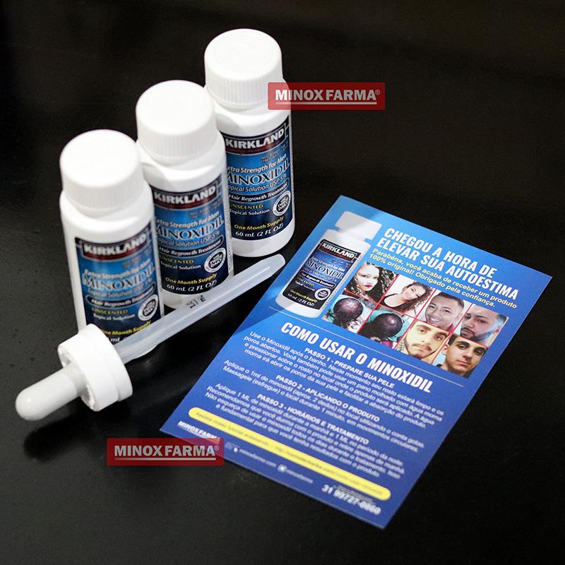 (Promoção) Tratamento 3 Meses + Aplicador Spray (PRONTA ENTREGA)