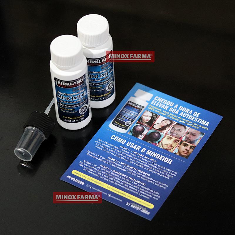 (Promoção) Tratamento de 2 Meses + Aplicador Spray (PRONTA ENTREGA) Promoção