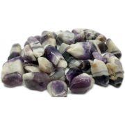 1kg De Pedra Rolada Cacoxenita Natural