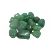 5kg De Pedra Rolada De Quartzo Verde Natural