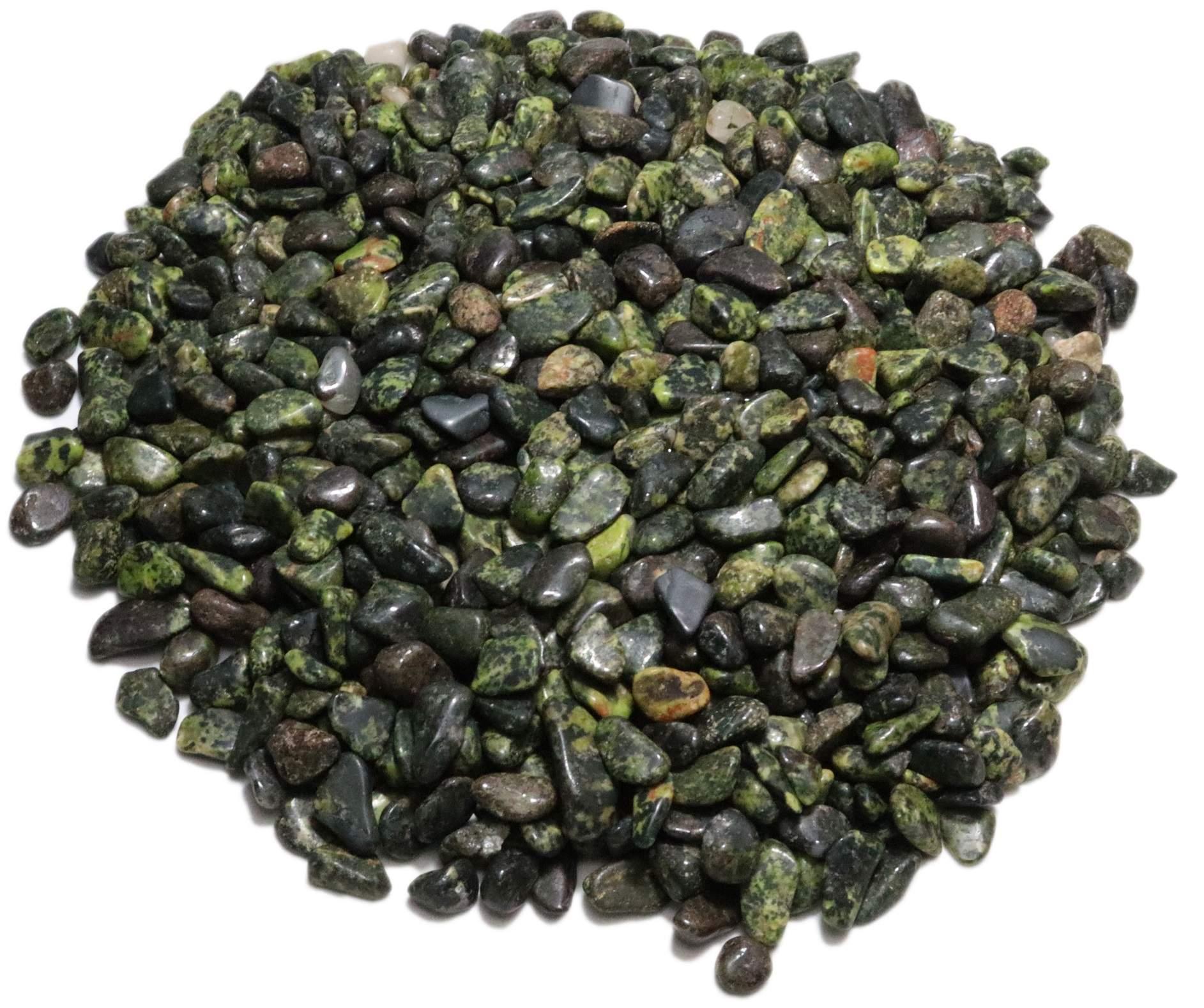 1kg De Cascalho De Pedra Jade Nefrita Natural