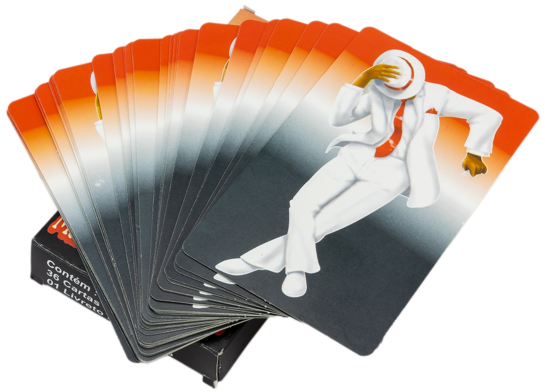 Baralho Malandro Zé Pilintra Com 36 Cartas E Manual